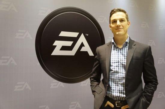 EA CEO BONUS